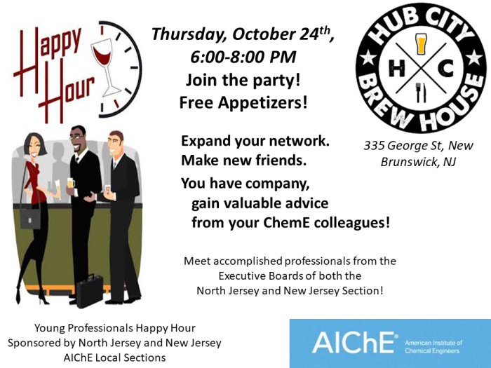 All NJ AIChE YP Event (New Brunswick) - 24 Oct_2019 (1)
